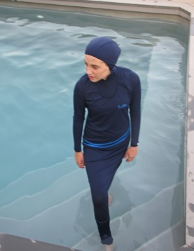 Burkini Modest Swimwear A11