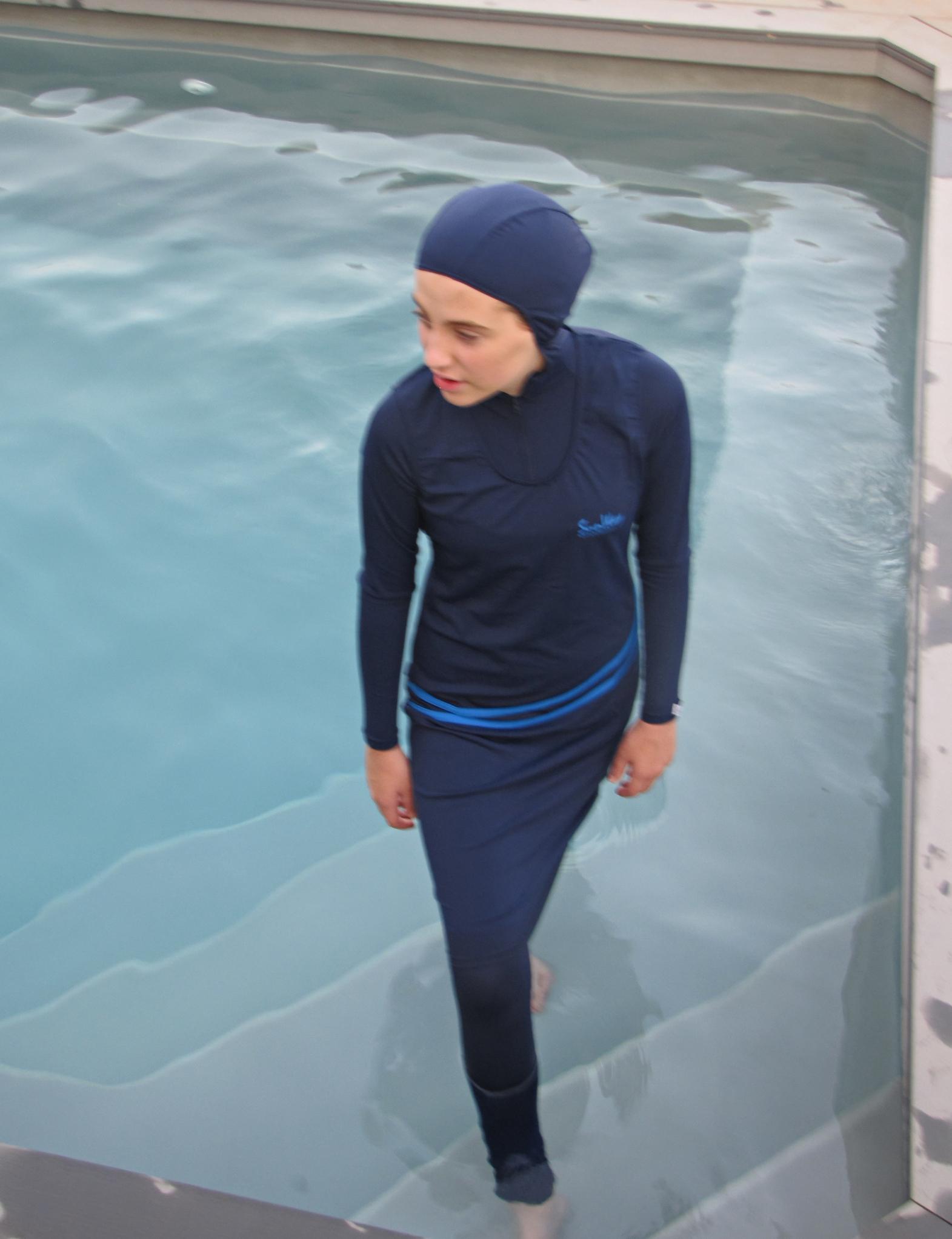 fa63e13e80 Women UV Clothing: Burkini Modest Swimwear A11