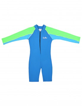 60050 Long Sleeves  one piece UV swimsuit