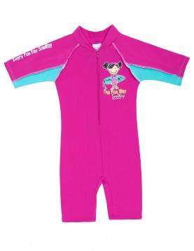 Girls UV Swimsuit G5