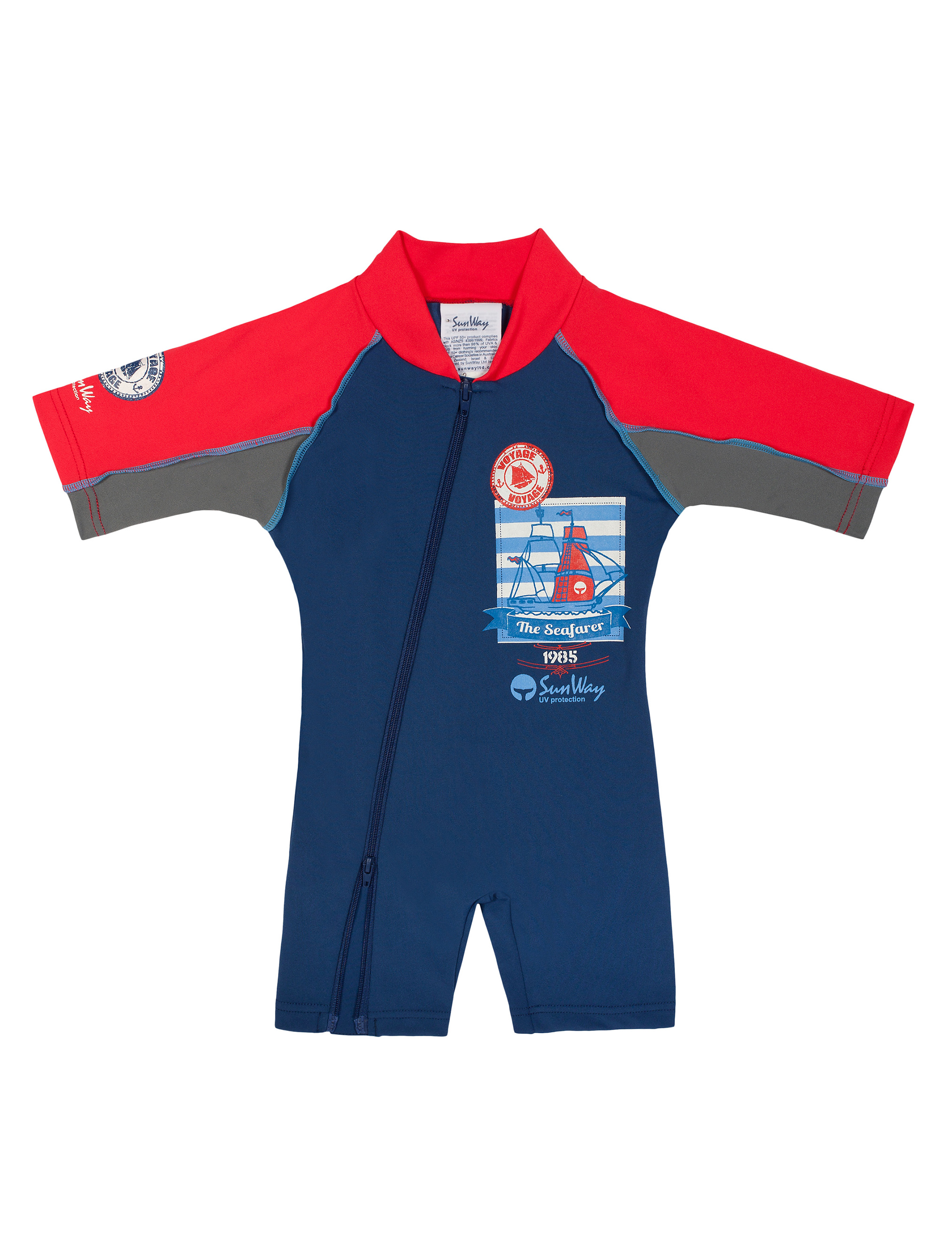 Baby UV Swimsuit B12