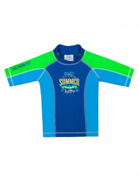 816  UV Rash Guard swim shirt by SunWay UV Clothing