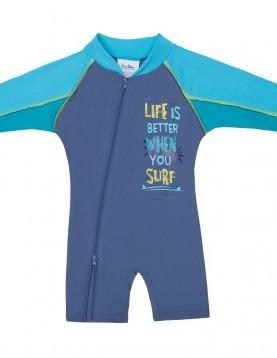 Long sleeves swimwear  for babies