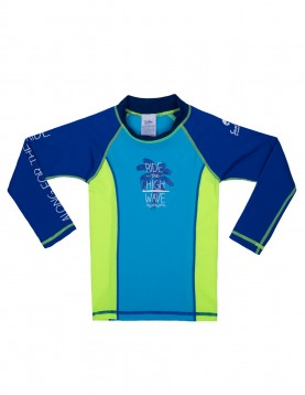 Long Sleeve UV Rash Guard Shirt 905