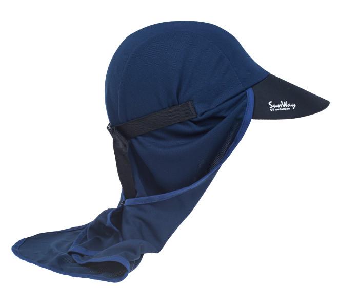 SunWay's UV Protective Hats: Adult White Legionnaire Sun Hat