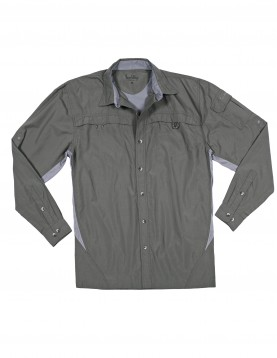 Men Green UV Outdoor Shirt