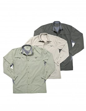 Men UV Outdoor Shirts