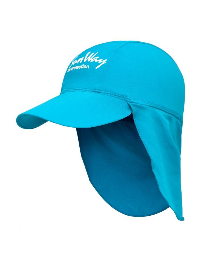 Light Blue Legionnaire Hat