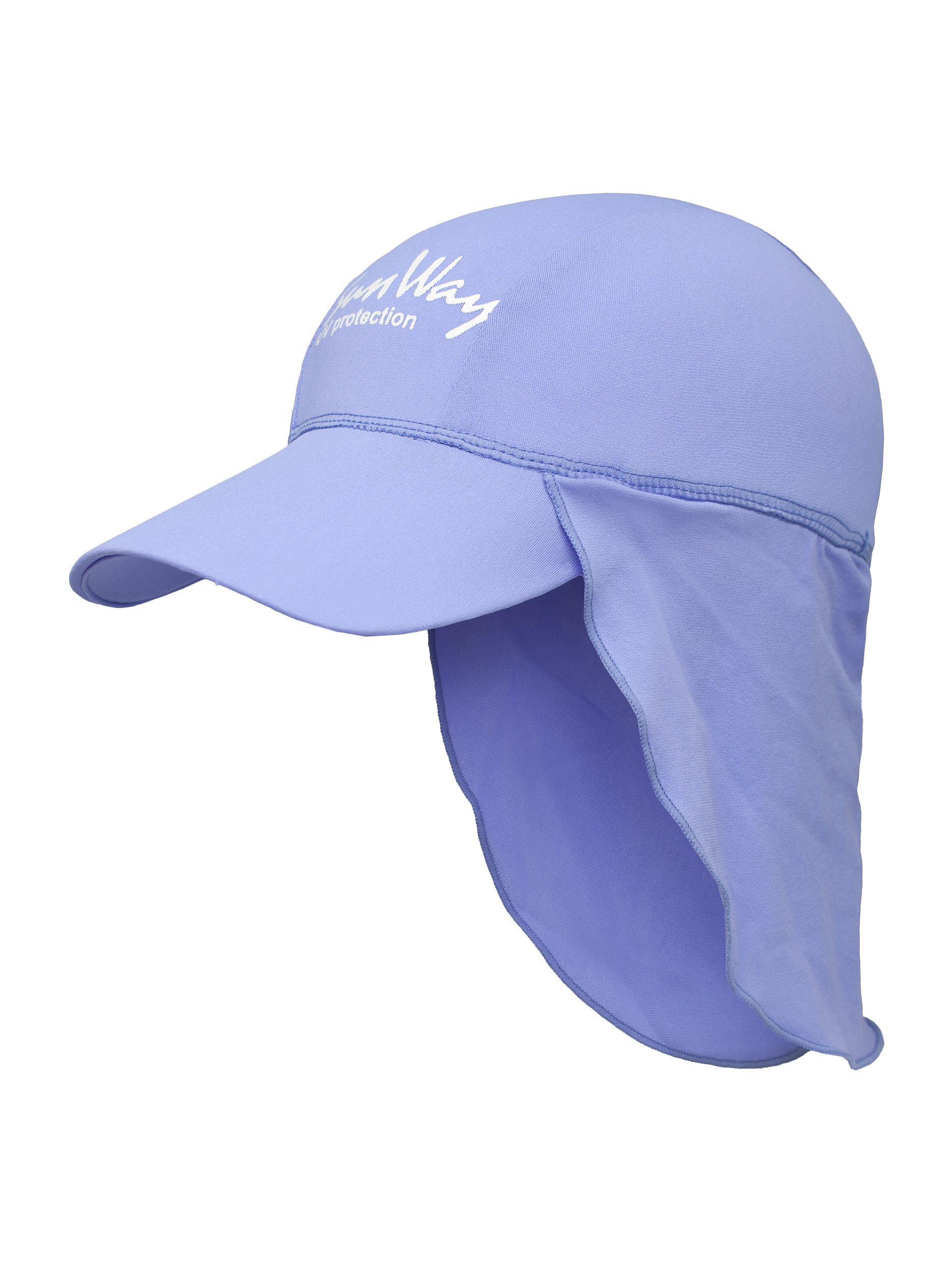 SunWay's UV Protective Hats: Light Purple Legionnaire Hat