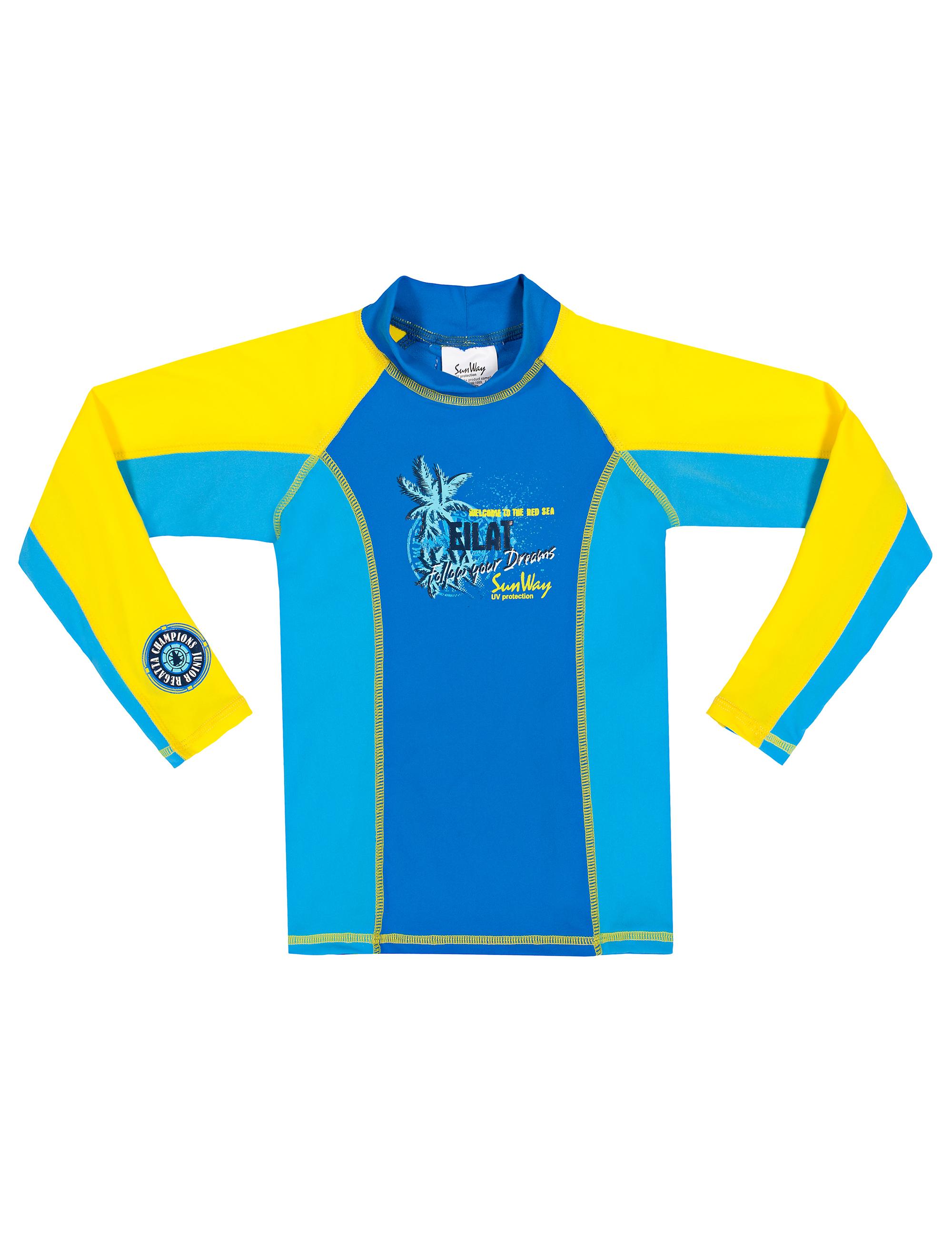 Rash Guard UV Long sleeves Swim Shirt 808