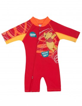 Disney Winnie the Pooh Red UV Swimsuit