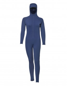 Dark Blue Burkini Modest Overall