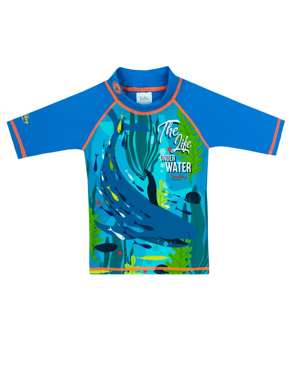 Rash guard shirt 326