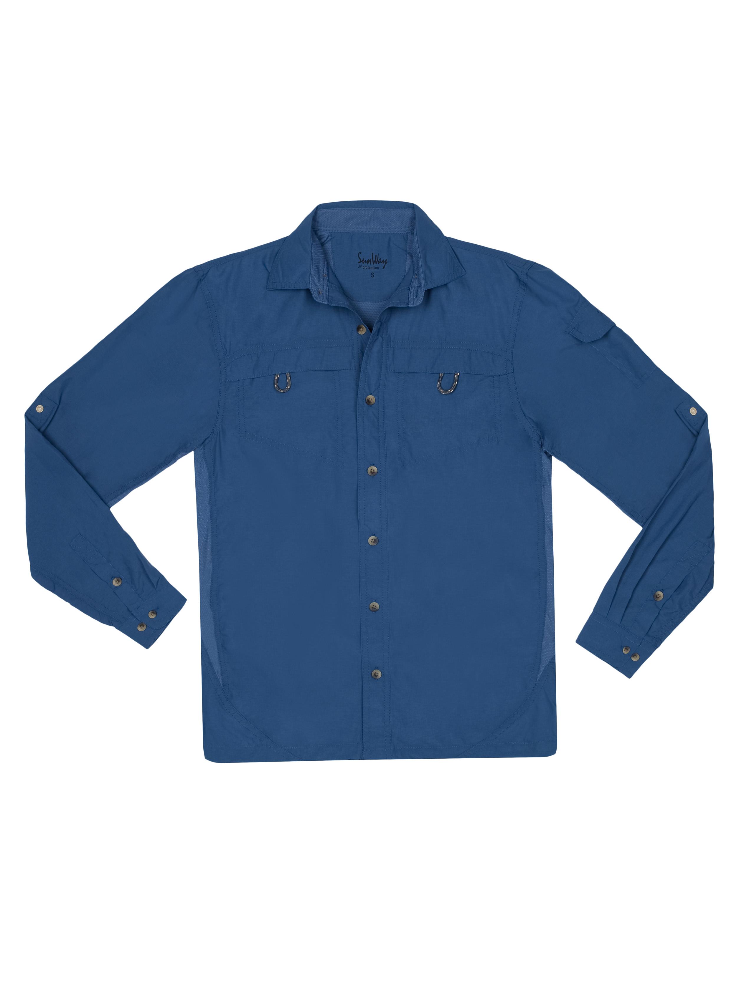 UPF50+ outdoor shirt for men