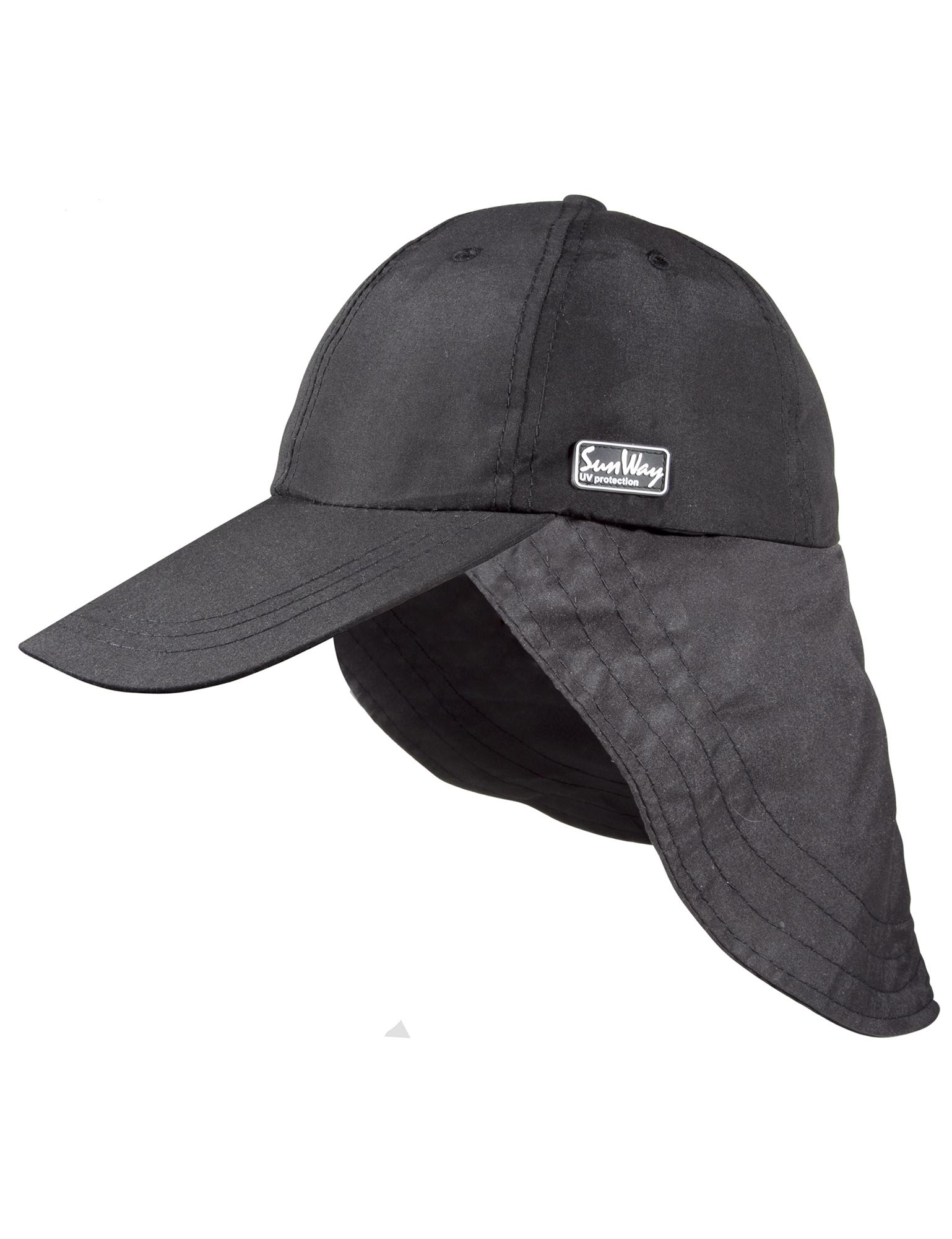 UV Protective Hats: SunWay's UV Baseball Legionnaire Cap