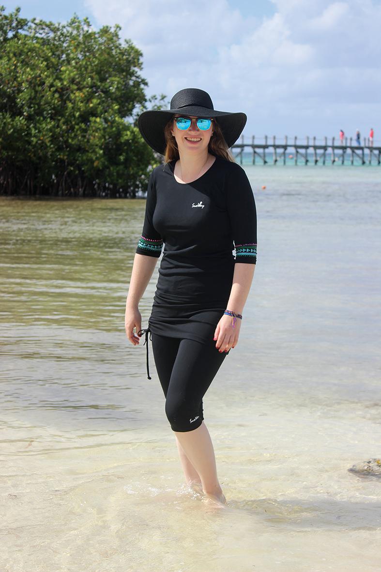 Modest Swimwear Outfit 13