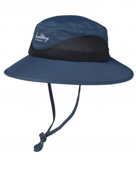 SunWay Navy Safari Hat