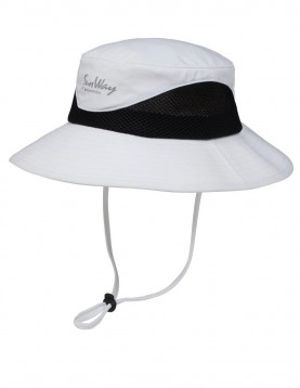 SunWay White Safari Hat