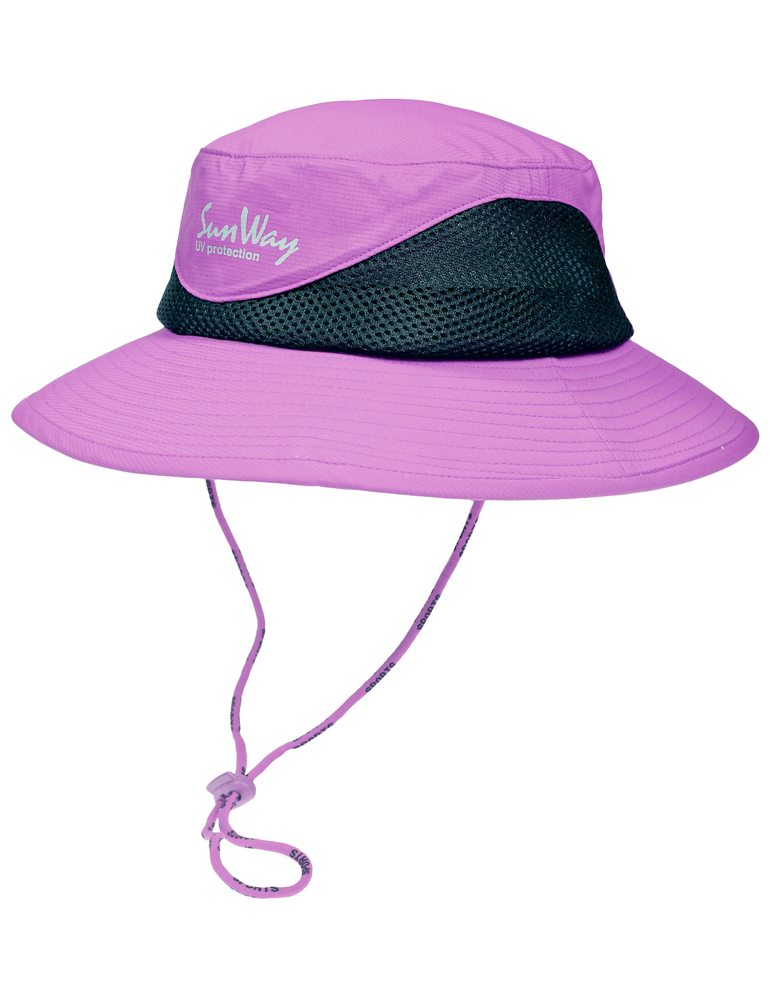 SunWay Purple Safari Hat