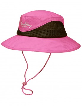 SunWay Pink Safari Hat