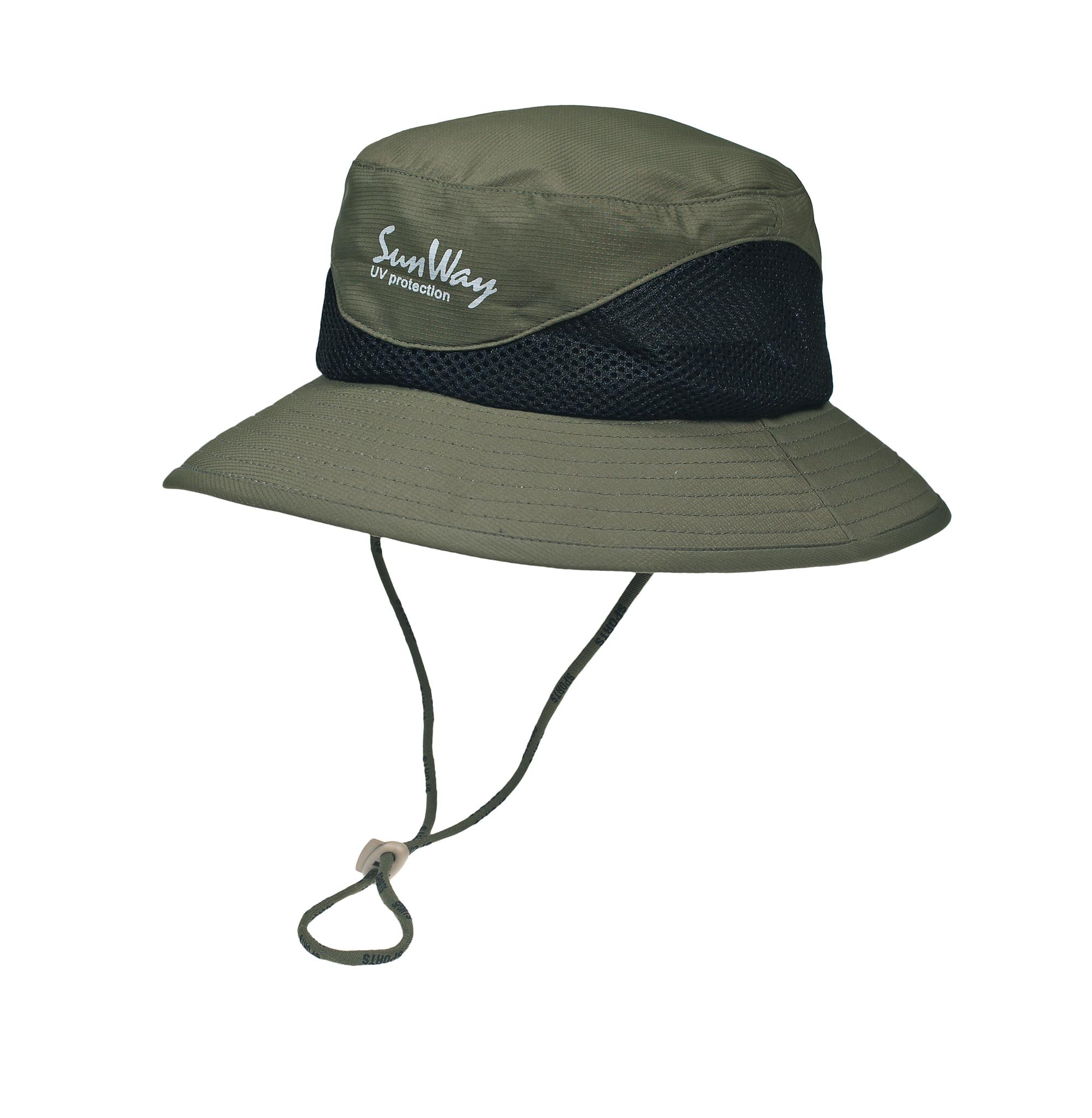 SunWay Olive Safari Hat