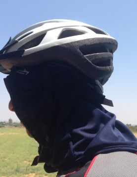Under helmet UV headcover bandana cup 3