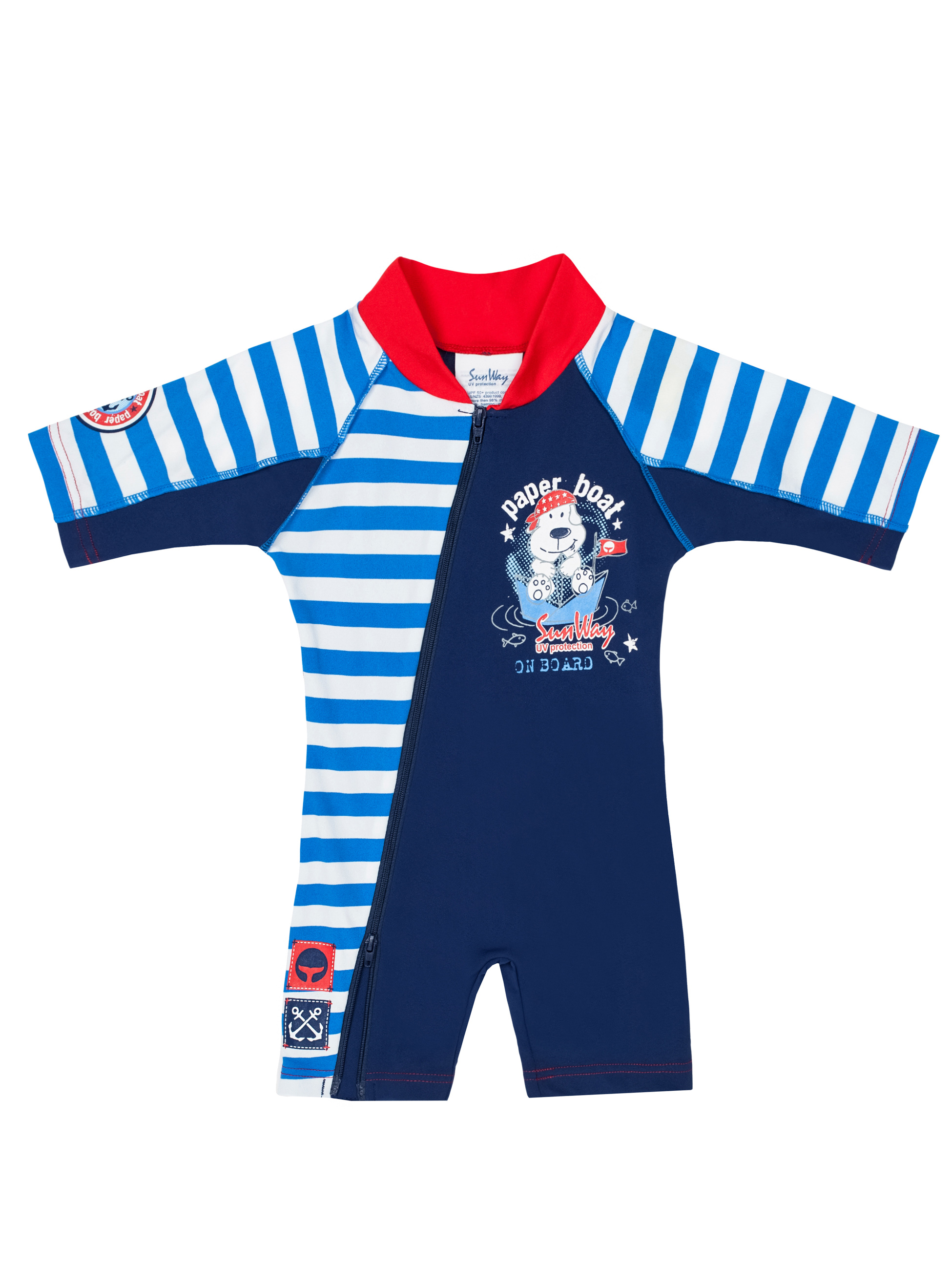 Baby UV Swimsuit 767D