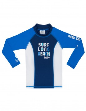 Rash Guard UV Long Sleeve Swim Shirt 844