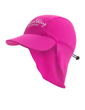SunWay's Pink Legionnaire Hat