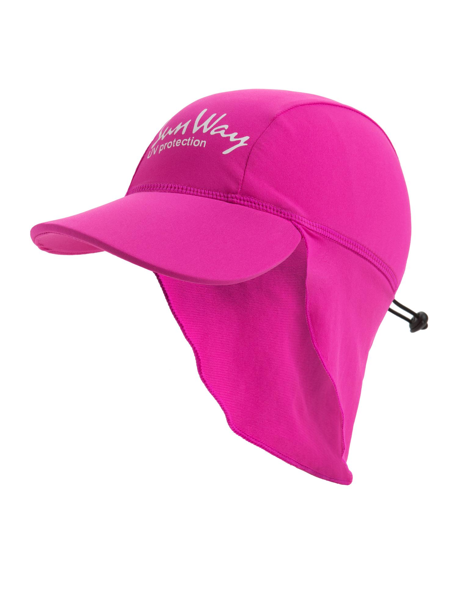 SunWay s UV Protective Hats  Pink Legionnaire Hat c3e95eb4b67