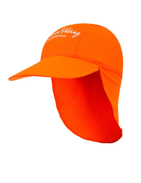 SunWay's Orange Legionnaire Hat
