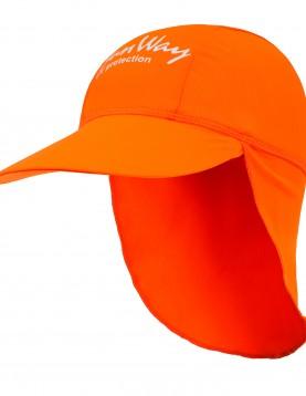 orange legionnaire hat