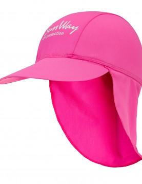 pink legionnaire hat