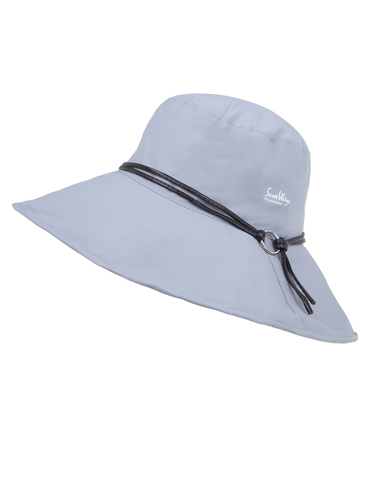 Wide brim hat for women