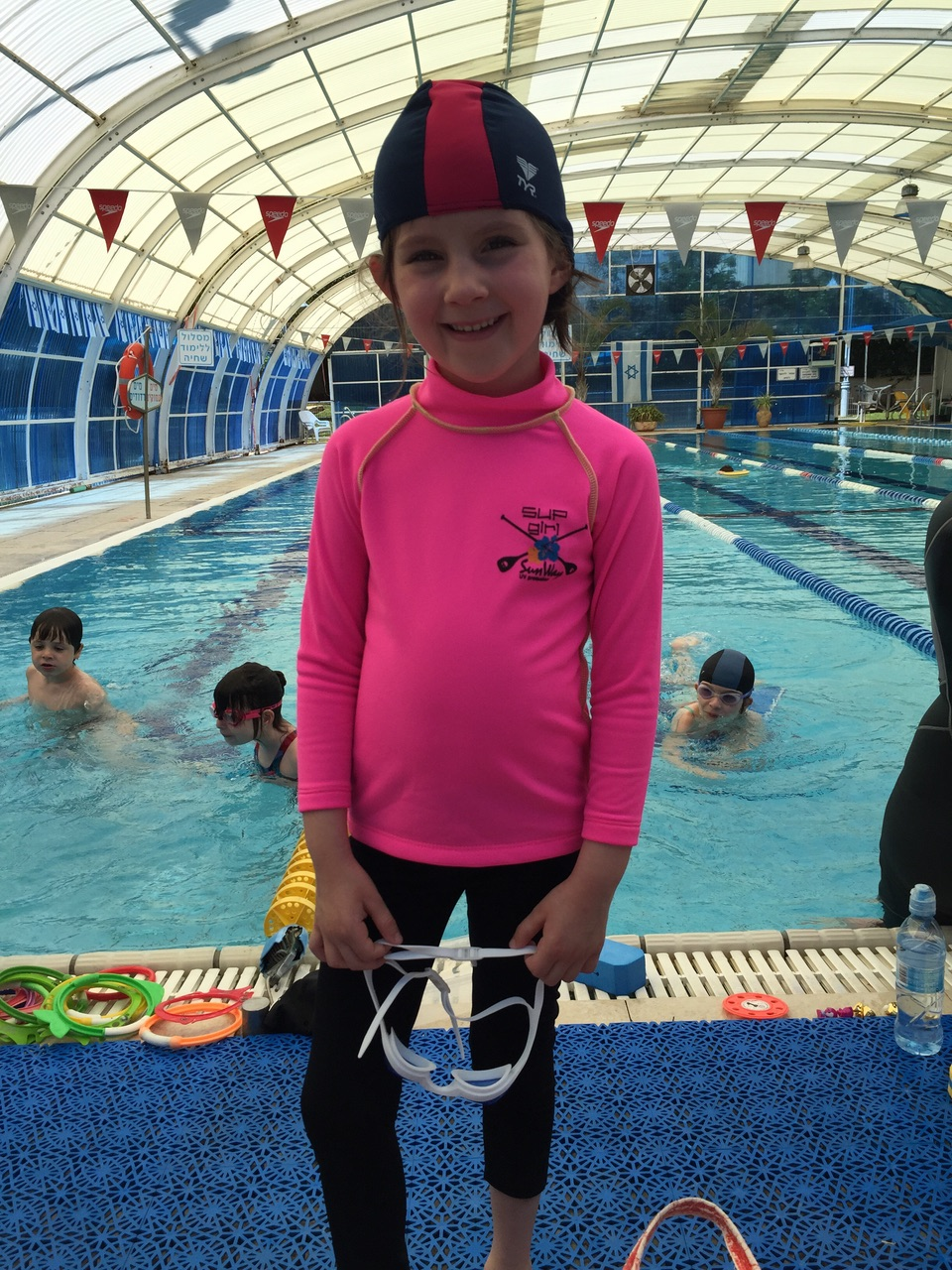 Thermal Swimwear for kids Cold water swimwear