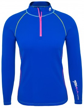 Thermal Lycra Fleece Shirt with zipper