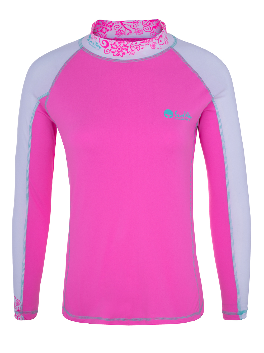 Long sleeves UV Swim shirt