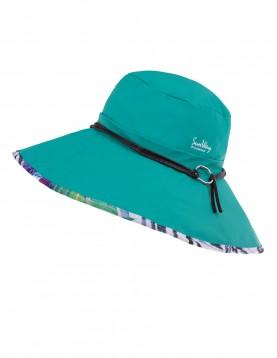 Roll up wide brim hat
