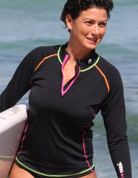 Rash guard shirt for women SunWay UV Clothing