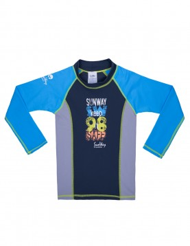 Long Sleeves Rash Guard shirt 912