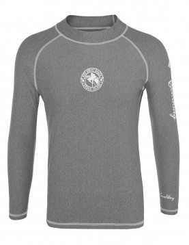 Men's Long-Sleeve Rash Guard Shirt 9258
