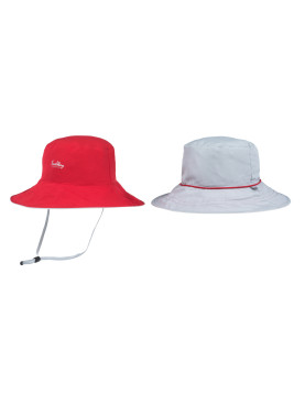 Reversible wide brim hats