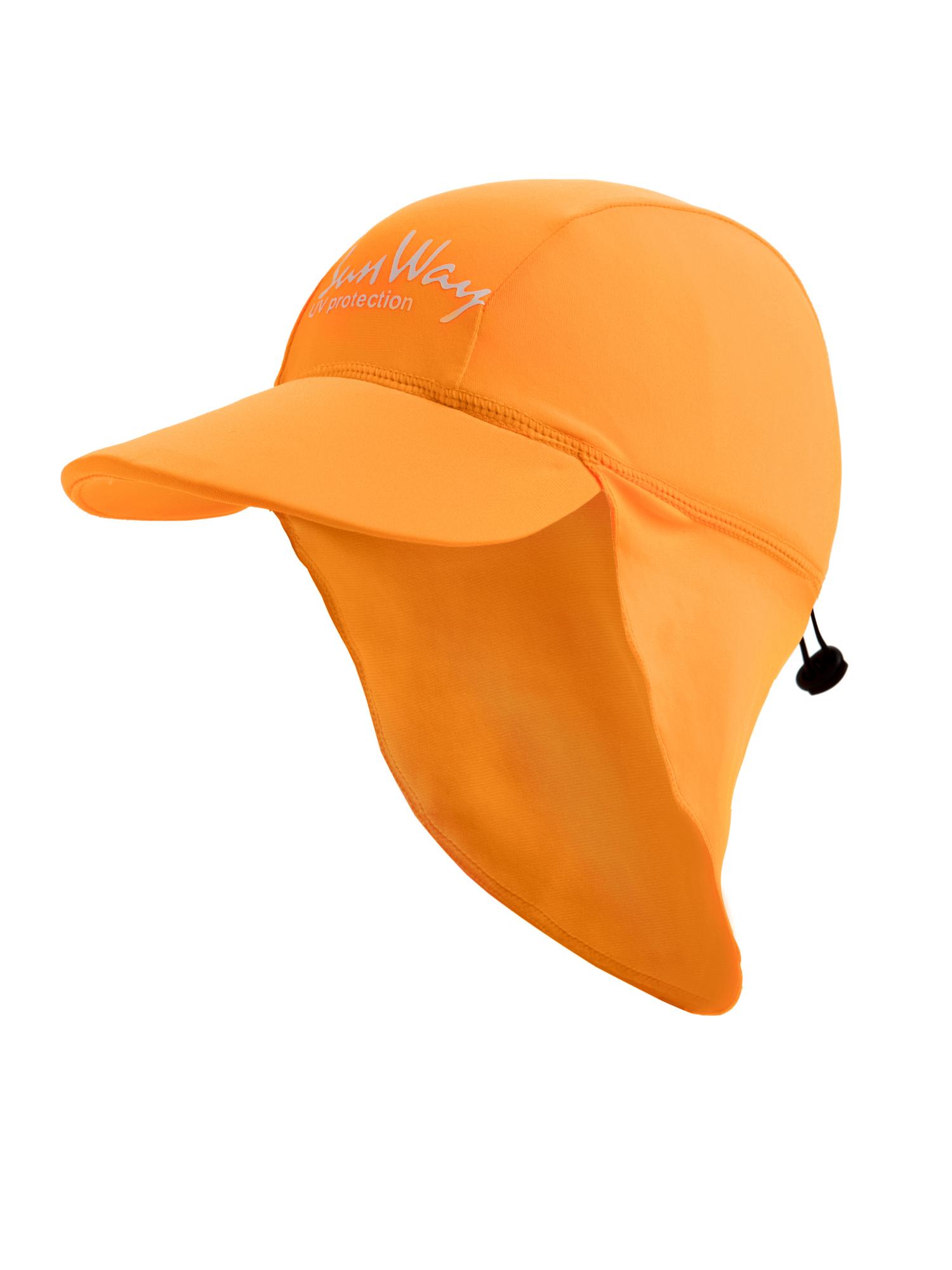 SunWay s UV Protective Hats  Orange Legionnaire Hat f6259e0cded