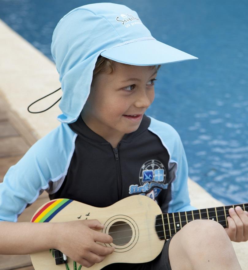 UV hat for kids