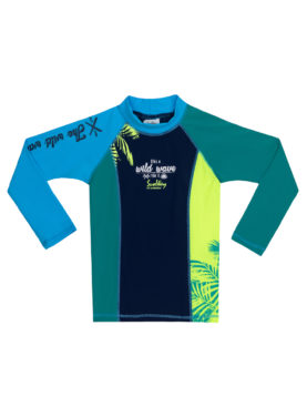 Rash Guard UV Long Sleeve Swim Shirt 936