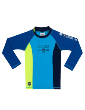 Rash Guard Long Sleeve Swim Shirt 935