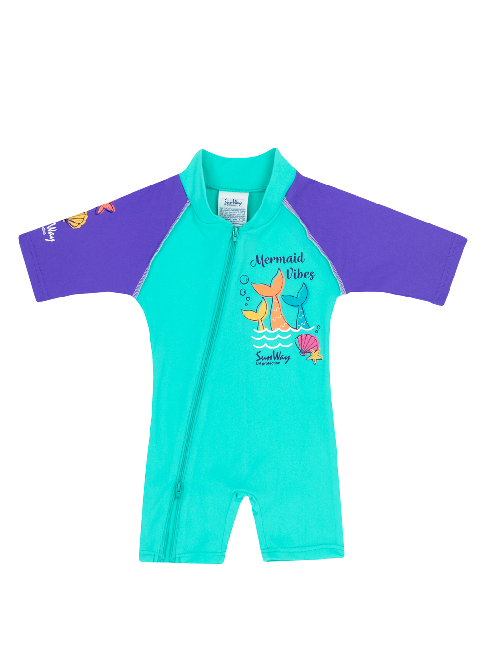 Baby UV Swimsuit 108