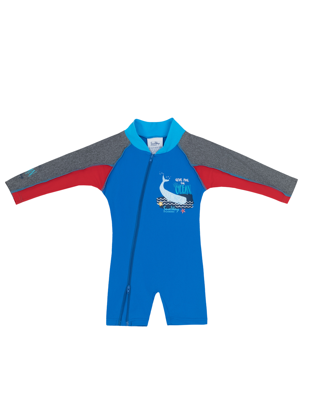 Long Sleeves Swimwear UV for babies 308L