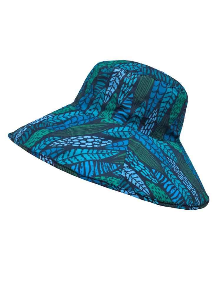 SunWay's Roll up wide brim Hat - Amazonas