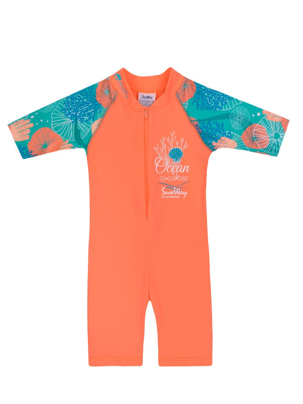 Girls Swimsuit 112 UV Swimwear